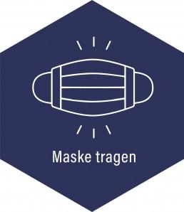 maske-tragen